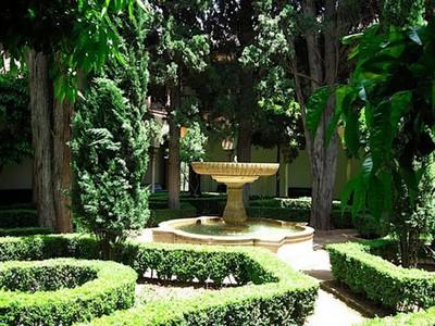 Ландшафтный дизайн исламских садов