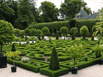 Ландшафтный дизайн итальянских садов