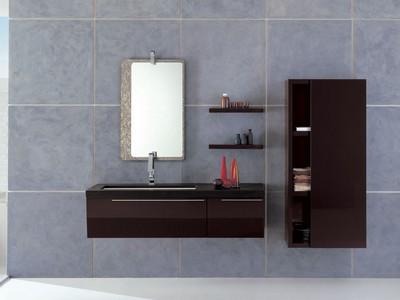 Лучшая корпусная мебель для ванной комнаты