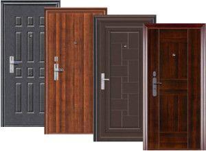 Металлические двери – надежный источник защиты