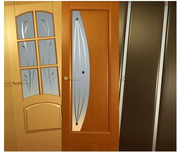Межкомнатные двери от компании  «Дверная биржа»