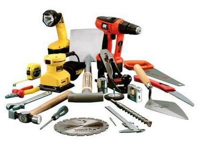 Выбираем инструменты для дома.